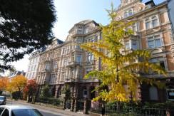 Charmante Altbau-Etagen-Wohnung im Herzen der Stadt