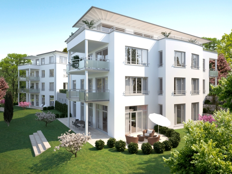 Elegante Stadt-Residenzen