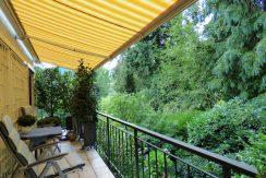 Schöne 2-Zimmer- Eigentumswohnung  mit idyllischem Freisitz in zentrumsnaher Wohnlage
