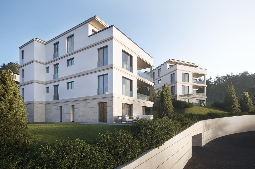 **Neubau**Eigentumswohnung in zentraler Wohnlage von  Baden-Baden