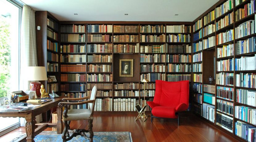 Innen - Bibliothek 02