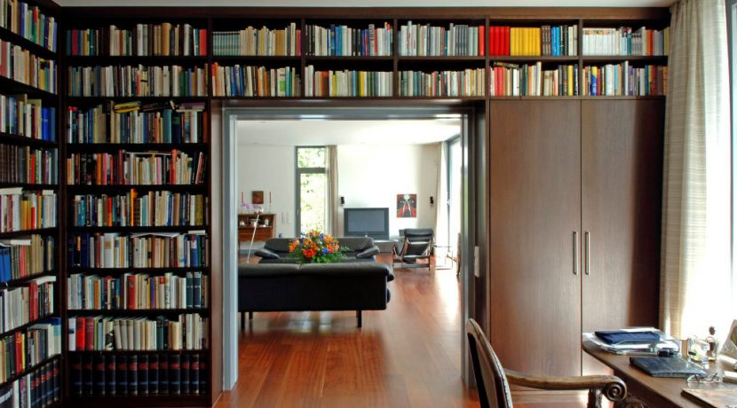 Innen - Bibliothek 03