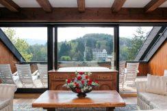Rustikale 4-Zimmer-Eigentumswohnung mit  unverbaubarem Panoramablick