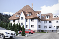 Villa Luise – Denkmalgeschütze Villenanwesen in ruhiger Höhenlage