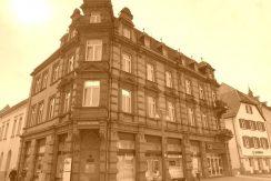 Historisches Anwesen inmitten der Fußgängerzone von Speyer