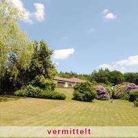 Landhaus-Villa mit ca. 17.000 m² Areal