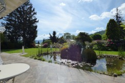 Repräsentatives Villen-Landhaus in schönster Aussichtswohnlage von Baden-Baden / Ebersteinburg