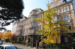 Charme der Belle Époque – 5-Zimmer-Etagenwohnung in beliebter Zentrumslage