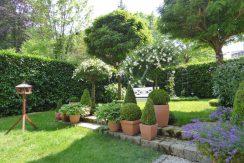 Charmante Eigentumswohnung mit großem Gartenanteil