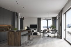 Wohnzimmer Visualisierung