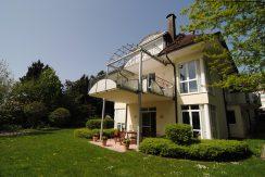 Sonnenverwöhnte 3-Zimmer-Terrassenwohnung mit Gartenanteil