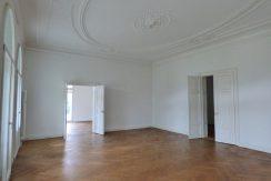 Repräsentative Altbau-Wohnung in Premium Villenwohnlage am Kurhaus