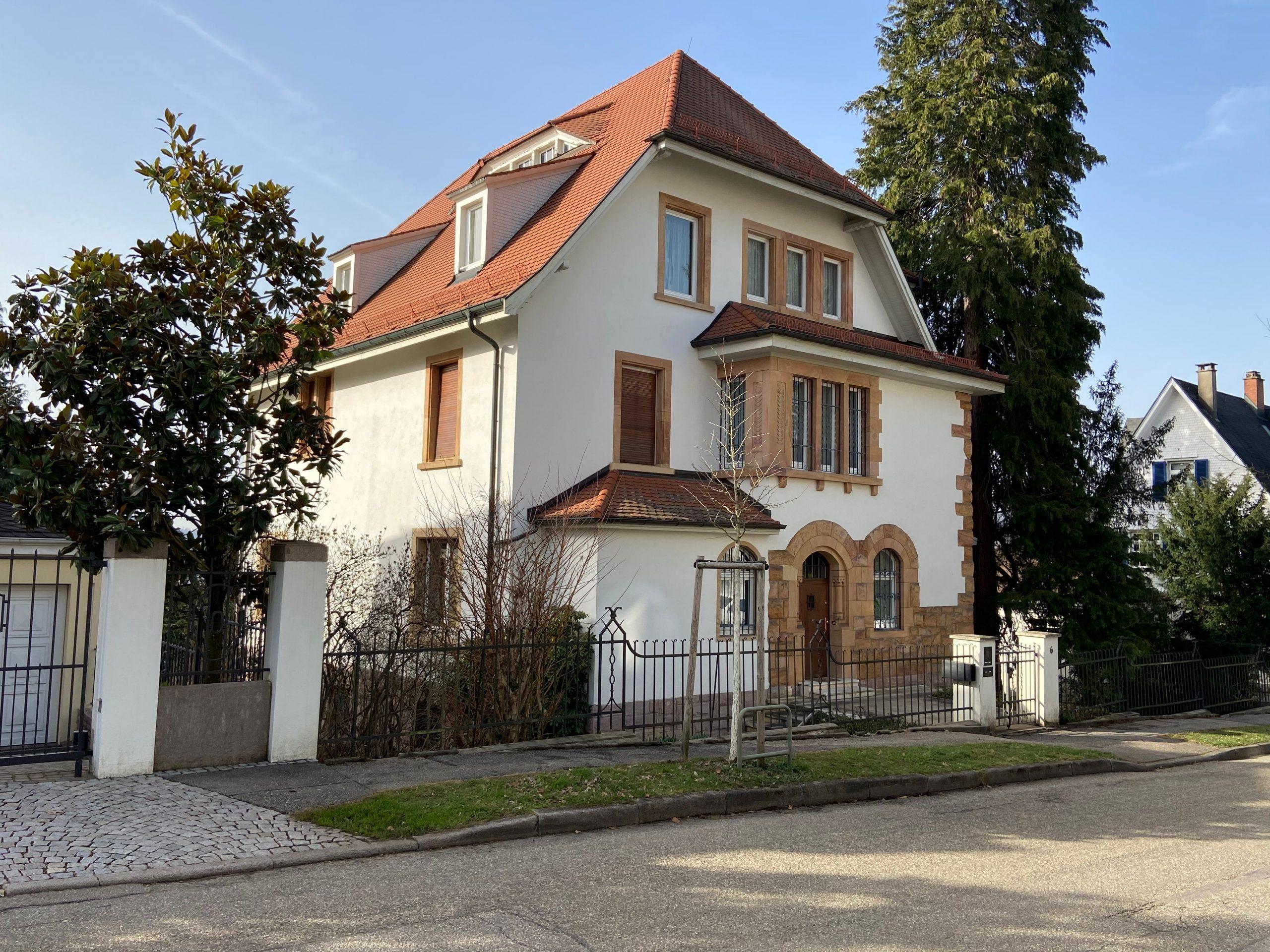 Top Lage – Prinz-Weimar-Straße